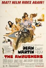 the ambushers 1967 imdb