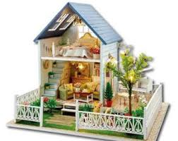 Diy Toy Box Kits by Diy Japan Sushi House Miniature Kit Izakaya Dollhouse