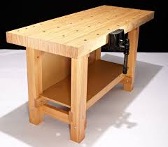 Ideal Woodworking Workbench Height by How To Build This Diy Workbench