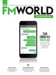 fm world august 2017 taster edition by redactive media group issuu