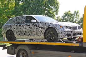 spied next gen 2017 bmw 5 series g30 generation already out testing