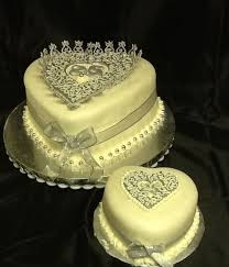 heart shaped wedding cakes top heart cakes cakecentral