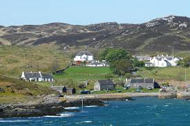Challenge Causes Challenge Causes Hebridean Isle Of Colonsay To Run Out