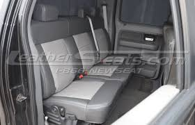 F150 Bench Seat Replacement Ford F 150 Leather Interiors