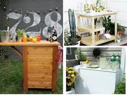Build Outdoor Bar Table 11 diy outdoor bar ideas to instantly upgrade your backyard she