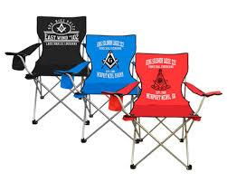 Monogrammed Lawn Chairs Custom Lawn Folding Chair Masonic Lodge