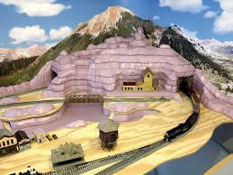 thunder mesa mining co building mountains on the n scale pagosa