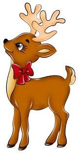 christmas reindeer reindeer