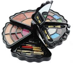 bridal makeup set br makeup set eyeshadows blush lip gloss mascara