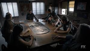 Sons Of Anarchy Meeting Table Sons Of Anarchy Meeting Project Fandom