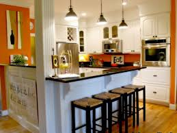 decorating ideas for kitchens with white cabinets popular white kitchens with orange decor my home design journey