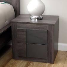 modern nightstands ebay
