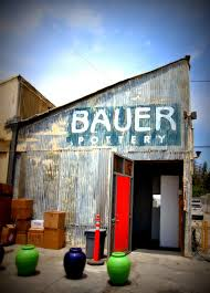 Vintage Modern Furniture Los Angeles Bauer Pottery Showroom In Los Angeles California A Retro Review