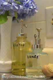 Soap Dispensers For Kitchen Sink by Best 20 Dish Soap Dispenser Ideas On Pinterest Kitchen Soap