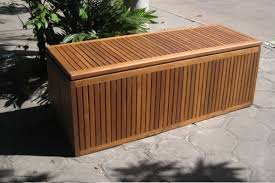 Wooden Patio Storage Bench Plans by Outdoor Storage Bench U2013 Internationalinteriordesigns