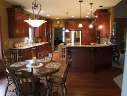 tag for paint color ideas for kitchen with cherry cabinets no