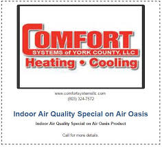 Quality Comfort Systems Promotions Comfort Systems Of York County