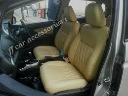 car seat covers for honda jazz honda jazz customized car seat cover work done by team ff car chennai