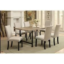 acme furniture old lake dining table hayneedle