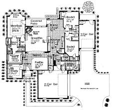 2500 sq ft floor plans 2500 square foot bungalow house plans homes zone