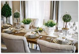 How To Decor Dining Table 5 Home Decor Ideas For Glam Living