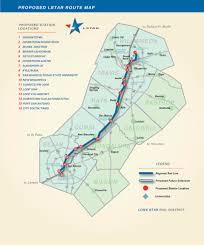 Union Pacific Railroad Map Austin Urban Rail In 7 Maps Kut