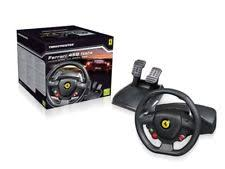 thrustmaster 458 xbox one xbox one xb1 thrustmaster 458 spider racing wheel ebay