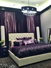 chambre à coucher violet chambre a coucher moderne mauve et noir mobilier décoration