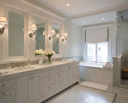 glass tiles bathroom ideas glass tile bathroom with gray walls ideas designs remodel