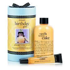 Bath And Shower Gift Sets Birthday Girl Vanilla Bath Gift Set Philosophy Mecca
