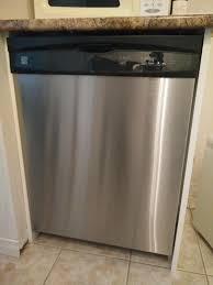 Kenmore Dishwasher Will Not Start 665 15113k213 Kenmore Dishwasher How To Reset