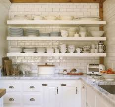 white kitchen subway tiles design ideas