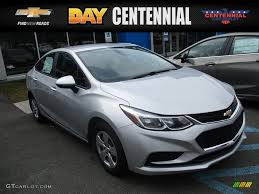 Chevy Cruze Ls Interior 2017 Silver Ice Metallic Chevrolet Cruze Ls 118575440 Gtcarlot