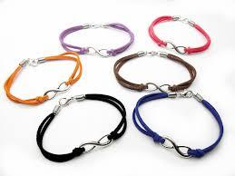 vintage infinity bracelet images P s i love you more boutique infinity bracelets trendsetting jpg