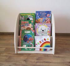 scaffali bambini librerie e scaffali in legno per bambini ebay