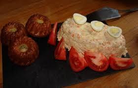 cuisiner le surimi mousse froide de thon et surimi recette dukan pp par audrey5457