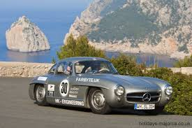 mercedes classic car majorca international classic car rally holidays majorca