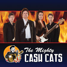 the mighty cash cats bring new light and life to johnny cash no