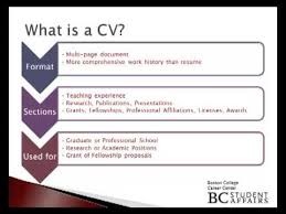 What Is Cv Resume What Is Resume What Is Cv What Is Cv Cv Example Download What A