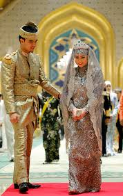 sultan hassanal bolkiah son the most stunning royal weddings from around the world bandar