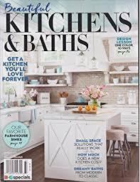 kitchen and bath design magazine kitchen bath design news amazon com magazines