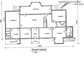 House Diagram Floor Plan Plans And Diagrams Ganzvlei House
