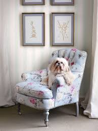 Lillian August Chairs Exceptionally Pretty Carolina Home Traditional Home