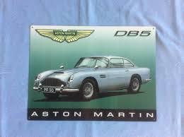 aston martin db5 aston martin classic aston martin memorabilia aston martin signs