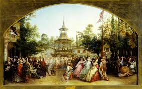 vauxhall gardens london cremorne gardens london wikipedia