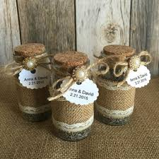 rustic bridal shower favors best burlap wedding favor tags products on wanelo