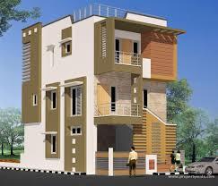 duplex house elevation