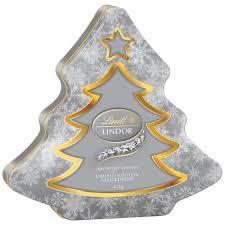 Christmas Tree Buy Online - buy lindor chocolates christmas tree tin 455g online at countdown