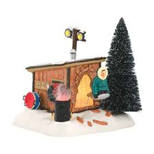 department 56 snow department 56 christmas vacation clark griswold sled shack 4042408