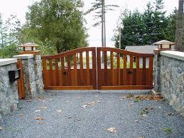 diy concrete patio ideas gate and fence driveway gates brick pavers driveway ideas dr